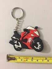 motorcycle keychain Rubber Suzuki Hayabusa