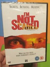 I'm Not Scared-Gabriele Salvatores(R2 DVD)New+Sealed Subtitles Kidnap Drama 2003