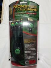Monster Game XBox Monster Cable Gamelink 300 X S-Video/Av Cable 10ft. NIP