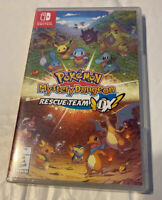 Pokémon Mystery Dungeon Rescue Team DX Nintendo Switch BRAND NEW! SEALED!