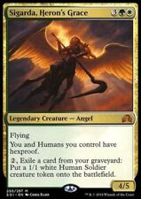 1x SIGARDA, HERON'S GRACE - Angel - Shadows - MTG - NM - Magic the Gathering
