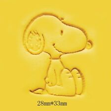 Snoopy Dog Soap Stamp For Handmade Soap Candle Candy Stamp Fimo Stamp