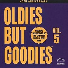 Various Artists, Oldies But Goodies 5