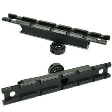 132mm Carry Handle Picatinny Adapter Weaver 20mm Scope Rifle Rail Mount Base