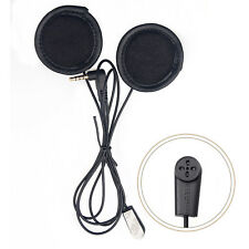 Helmet Headset Mic Speaker Clips for V6 Motorcycle Bluetooth Interphone Intercom