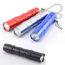 Pocket Keychain Lanterns Hiking Portable Torch Mini Flashlight flash light lamp