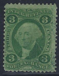 United States, Scott #R16c, 3c Foreign Exchange Revenue, Used