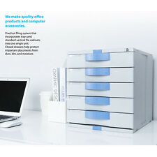 Max File Cabinet Flat 5 Drawers Index, Key Lock Your Home, Office Life, MK050
