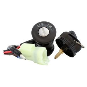 3-Pos Ignition Key Switch For Arctic Cat 150 Utility 2x4 2009-2019 | # 3305-756
