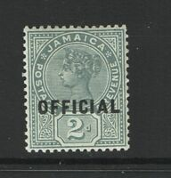 Jamaica SG# O5, Mint Hinged, Hinge Remnant - S1375