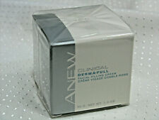 Avon ANEW Clinical Derma full Facial Filling Cream 1 oz NEW Factory Sealed