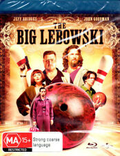 The Big Lebowski - Jeff Bridges, John Goodman, Coen Brothers- New Sealed Blu-ray