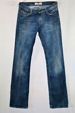 "Fornarina Brand Blue Boot Cut Leg Denim Jean Size 26"" BNWT #SD15"