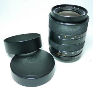 Leica R Vario-Elmar 3.5-4.5 28-70 E60 ROM Objektiv   ff-shop24