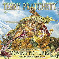 Moving Pictures: (Discworld Novel 10) by Terry Pratchett (CD-Audio, 2005)