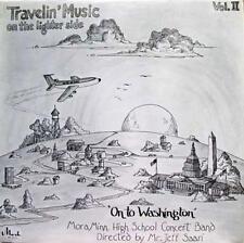 SAARI MORA HIGH SCHOOL BAND travelin' music vol. ii LP VG+ MC 4123 Vinyl 1973