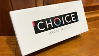 Choice (Gimmicks and Online Instructions) by Jerome Sauloup  Card Magic Tricks