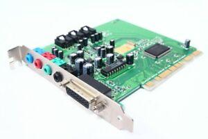 Creative Labs CT4740 PCI Computer Sound-Card PC Audio Card Midi / Game Port