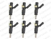 Set of 6 Deka fuel Injector 2006-2011 BMW 323I 7531634