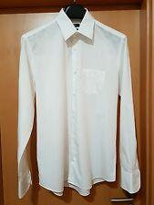 weißes Herren Langarm Hemd von s.oliver, Gr. 40