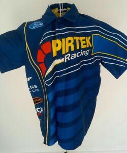 Men's Ford Pirtek Racing Shirt size S/M