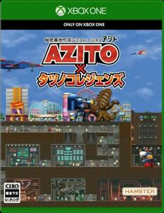 Azito tatsunoko Legends Xbox One /Japan Import