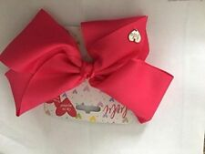 Large Hair Bow Clips for Girls