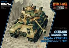 Meng Model WWT-007 German Medium Tank Pz.Kpfw V Panther (Q Edition)