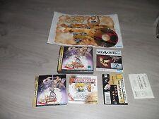 DRAGON FORCE-SEGA SATURN japan game