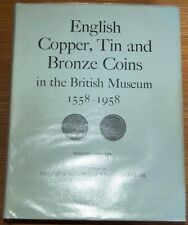 More details for english copper, tin and bronze coins in the british museum - 2nd edition (peck)