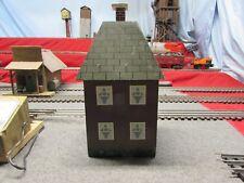 Background House for O Gauge Setups
