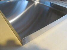 BBQ Stainless Steel 304 Ash Collector / Tray Made to Order - NO RUST