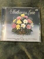 K-Tel presents To Mother With Love CD (2003) - Various Artists