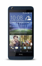 HTC  Desire 626G Dual Sim Blue Lagoon RÜCKLÄUFER 8GB  13 Megapixel Wlan  Android