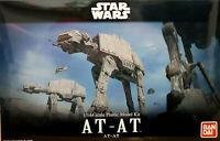 Star Wars AT-AT Camminatore Quattropode Guerre Stellari - Bandai Kit 1:144 01205