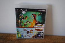 Jeu RAYMAN LEGENDS & RAYMAN ORIGINS pour Playstation 3 (PS3) PAL NEUF VF