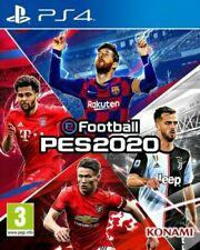 PES 2020 Pro Evolution Soccer 20 PS4 Edición de España