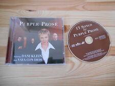 CD Pop Purple Rose - 13 Songs by ... (13 Song) BMG ARIOLA