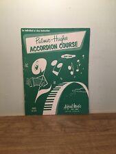 Palmer-Hughes Accordion Course Recital Book, Bk 3 by Palmer Hughes, PB, 1959