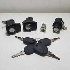 Kit Complet Serrure Fiat Panda 141 Jusqu'À 2003 Pour 7654911