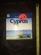 AA Travelbug Cyprus- Travel Guide