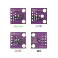 1pcs HDC1080 Si7021 SHT20 temperature and humidity sensor module