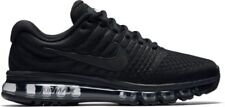 Nike Men's Size 11 Air Max 2017 Triple Black Sneakers 849559 004 Shoes