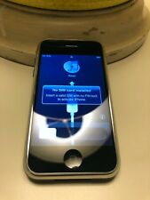 Apple iPhone 1st Generation - 8GB - Black (AT&T) For parts or repair