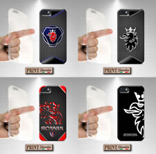 Cover For , IPHONE, Truckers, Silicone, Soft, Slim, Truck, Tir