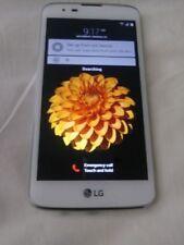 LG LG-MS330 K7 4G LTE Android 8GB Metropcs Smartphone-White