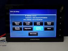 Crestron TSW-752-B-S Black Touch Screen Control Panel Home Automation
