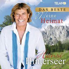 HANSI HINTERSEER - DAS BESTE-MEINE HEIMAT  CD  15 TRACKS VOLKSMUSIK  NEW+