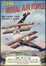 A3 Matte Poster - Join the Royal Air Force