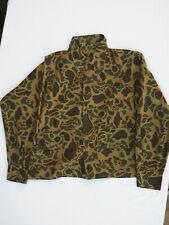 Vintage duck hunting camo uniforme - medium size